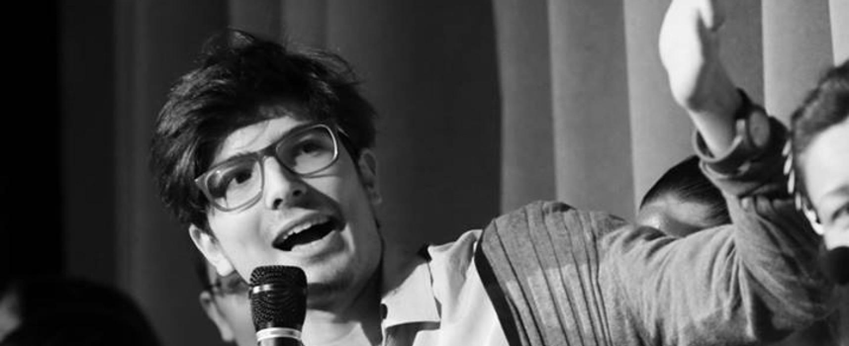 """Il regista e autore Francesco Sinigaglia presenta il libro """"I volti della violenza a teatro"""""""