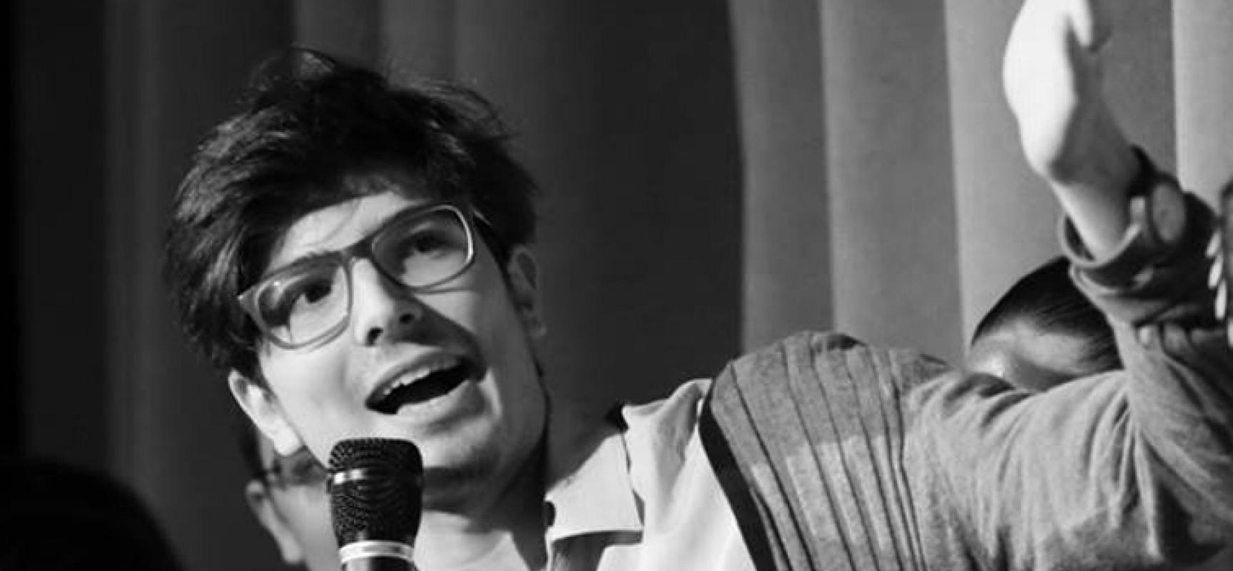 """""""I volti della violenza a teatro"""" del regista Francesco Sinigaglia al Cineporto di Bari"""