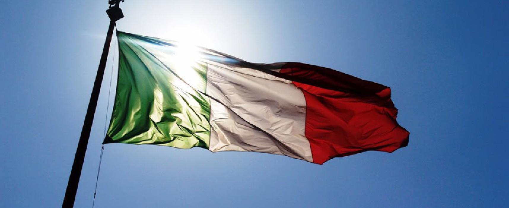 Unità d'Italia, il programma delle celebrazioni in città. Sindaco Spina: «Esponete il tricolore»