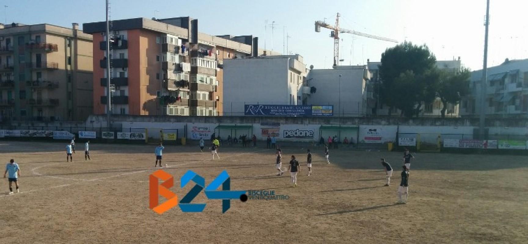 L'Unione Calcio degli ex Rizzi e De Lorenzo affronta il Canosa