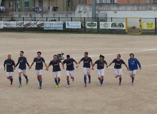L'Unione Calcio supera 3-1 il Monte Sant'Angelo ed agguanta il secondo posto