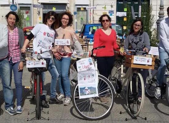 """Liberi Libri, la manifestazione di invito alla lettura organizzata dalla biblioteca """"don Michele Cafagna"""" / FOTO"""
