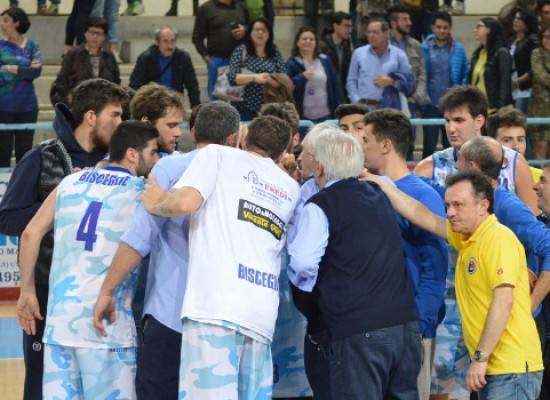 Playoff Ambrosia, gara 1 senza storia battuto con largo margine Maddaloni