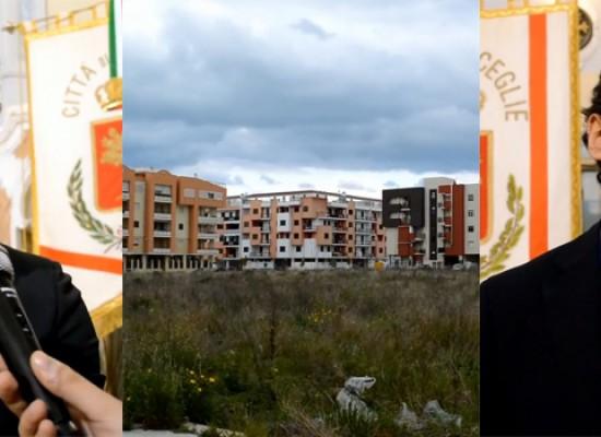 """Zona 167, Boccia: """"Errori politico-amministrativi ricadono sulle famiglie"""", Angarano: """"Lo dicevamo da tempo"""" / VIDEO"""