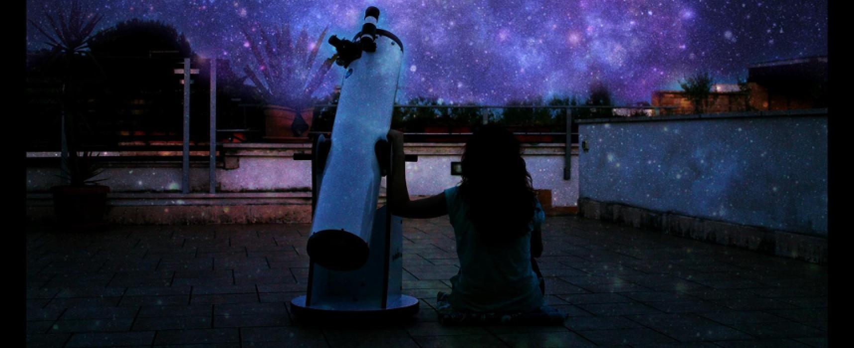 "Torna l'appuntamento con le stelle firmato ""Astronomers without borders"""