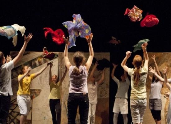 """Mattia Galantino presenta """"In una città…"""" presso il teatro don Luigi Sturzo"""
