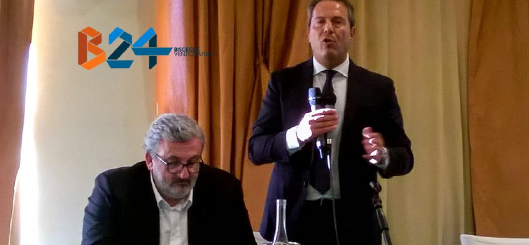 """Spina coordinatore della lista Emiliano sindaco di Puglia: """"Porterò le mie dimissioni all'attenzione del consiglio provinciale"""""""