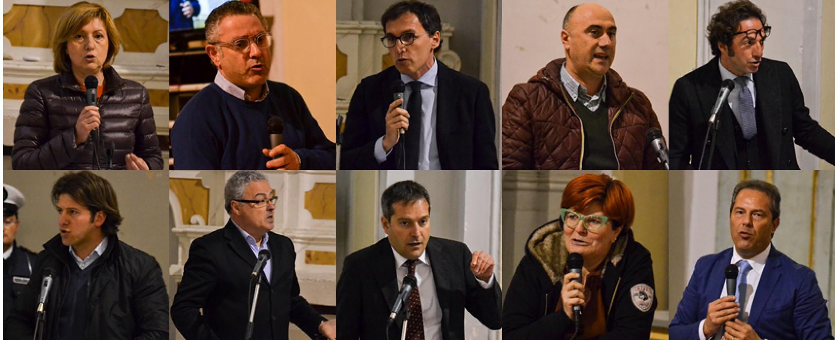 Consiglio comunale sul lavoro: domina il dibattito politico, scarseggiano le proposte / FOTO