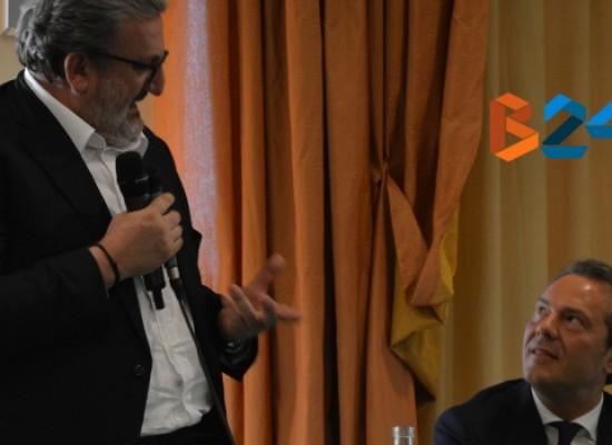 """Emiliano: """"Don Fabio e Spina come Don Camillo e Peppone"""""""