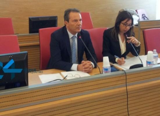 Il Consiglio Provinciale decide di non decidere, Spina resta in sella