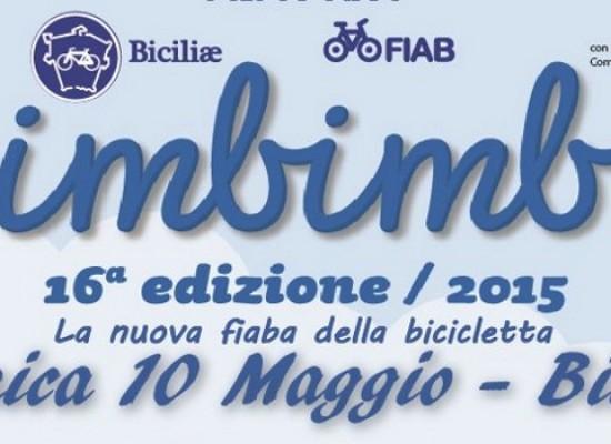 """""""Bimbimbici"""" arriva anche a Bisceglie in occasione della giornata mondiale dedicata alla bicicletta"""