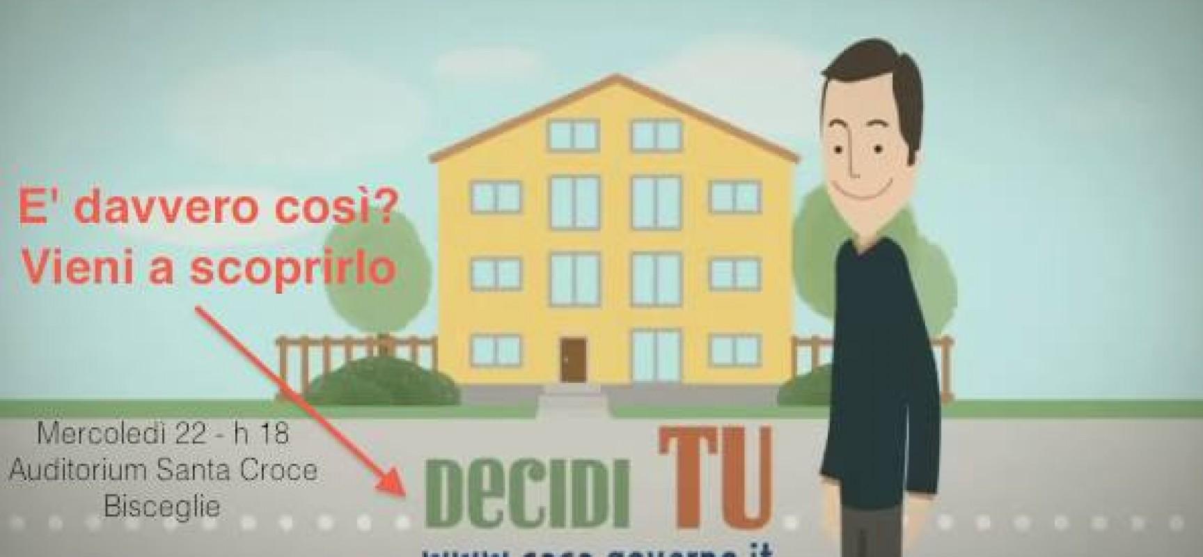 """Seminario """"Mi rifaccio casa"""", le novità introdotte dal decreto """"Sblocca Italia"""" spiegate dai tecnici"""