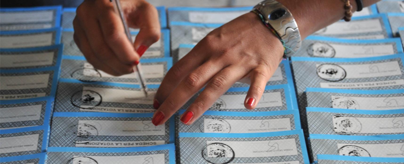 Ballottaggio elezioni amministrative: lo spoglio minuto per minuto