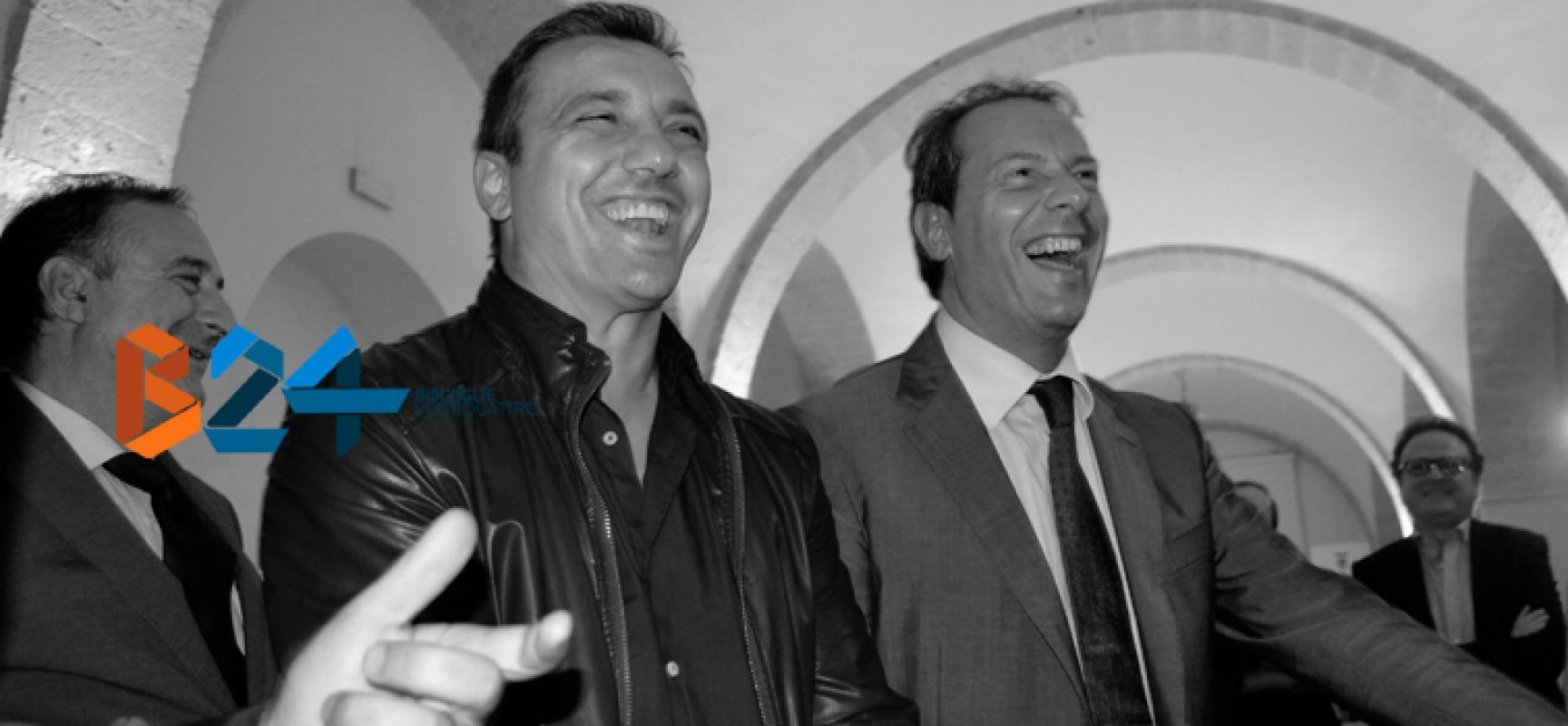 """Spina-Emiliano, Ventola: """"Chi utilizza la politica a fini personali non merita commento"""""""