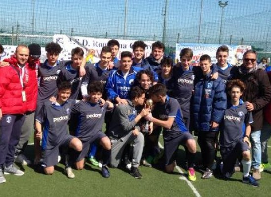 """Unione Calcio, Allievi terzi al """"XII Torneo dell'Adriatico"""""""