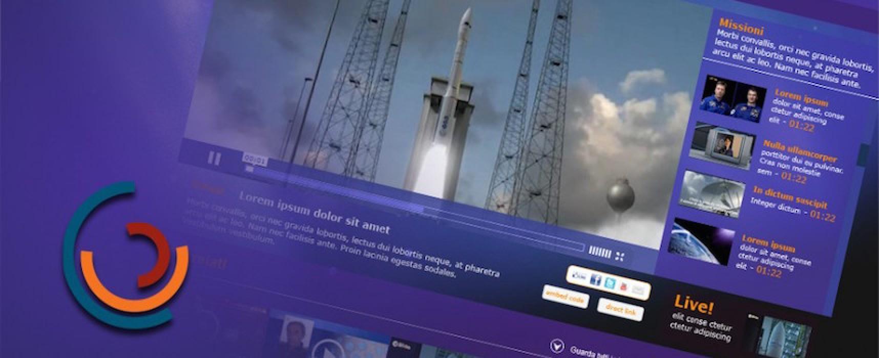 Questo pomeriggio la diretta streaming dell'intervista dei ragazzi della scuola Monterisi all'astronauta Samantha Cristoforetti