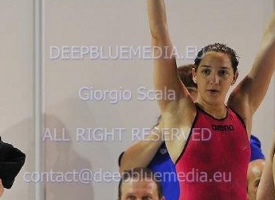 Assoluti di nuoto: oro e record italiano disintegrato per Elena Di Liddo e compagne nella 4×100 misti