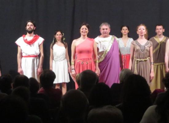 Lisistrata, una commedia sull'emancipazione femminile / FOTO