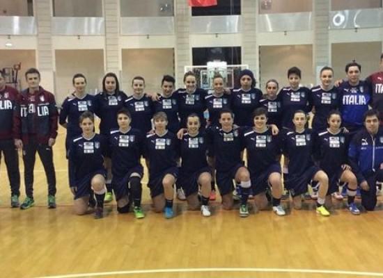 Nazionale italiana femminile di futsal, tra le convocate c'è la Pinto (Arcadia)