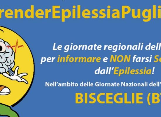 #SorprenderEpilessiaPuglia2015, a Bisceglie le giornate regionali per la sensibilizzazione sull'epilessia