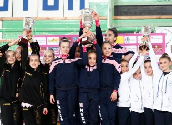 Ginnastica ritmica, l'Iris in Lombardia per il Campionato Nazionale di serie C