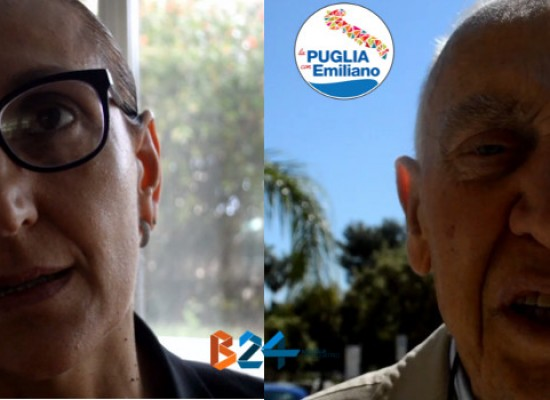 Elezioni regionali, intervista ai candidati Rachele Barra e Luigi Pansini / VIDEO