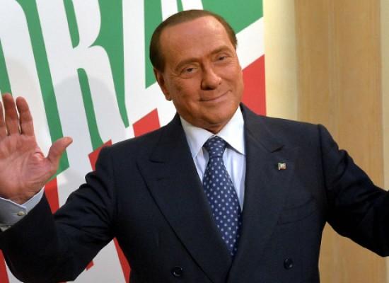 Berlusconi a Bisceglie il 14 maggio per una cena organizzata da Forza Italia