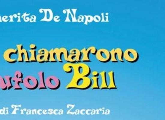 """Margherita De Napoli presenta """"Mi chiamarono Brufolo Bill"""" presso la cioccolateria Bon Ton"""