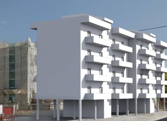 Il Sindaco annuncia via Facebook un nuovo cantiere di edilizia popolare a Bisceglie