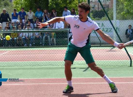 Lo Sporting Tennis Club Bisceglie vuole il bis, domenica la sfida al T.C. Pavia