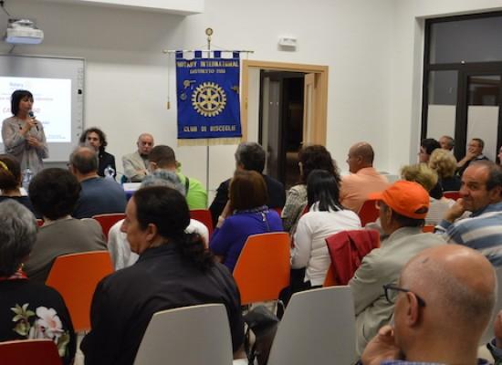 Rotary Club, la cerimonia di consegna del nuovo laboratorio di informatica di Casa Pegaso / FOTO