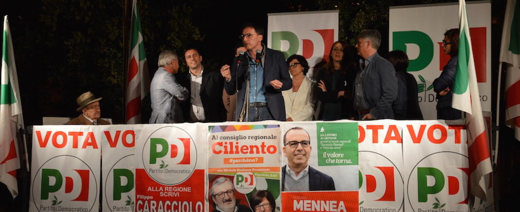 """Boccia in piazza: """"No a personaggi ambigui che mercanteggiano in ogni campagna elettorale"""" / FOTO"""