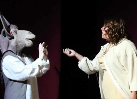 """Grande successo per """"Sogno di una notte di mezz'estate"""" al teatro don Sturzo / FOTO"""