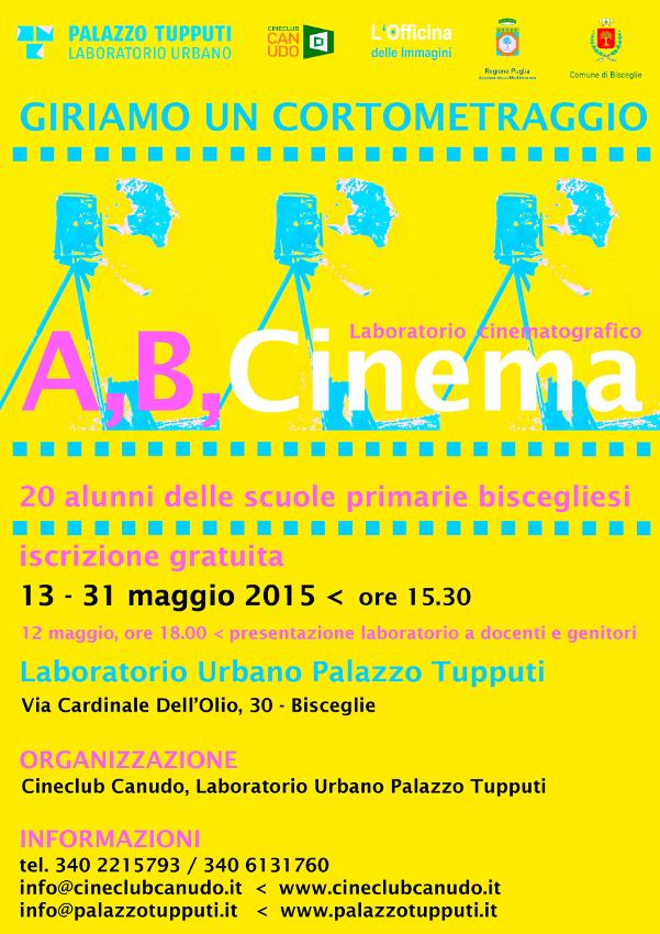 LOCANDINA ABCINEMA 2015