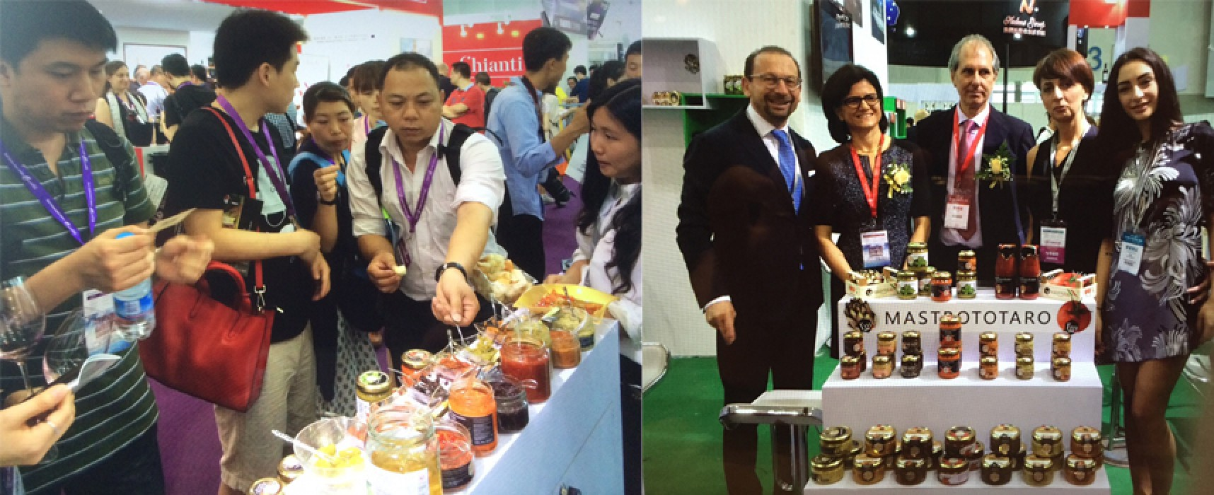 "Due aziende biscegliesi alla ""China Import and Export Fair"" di Guangzhou"
