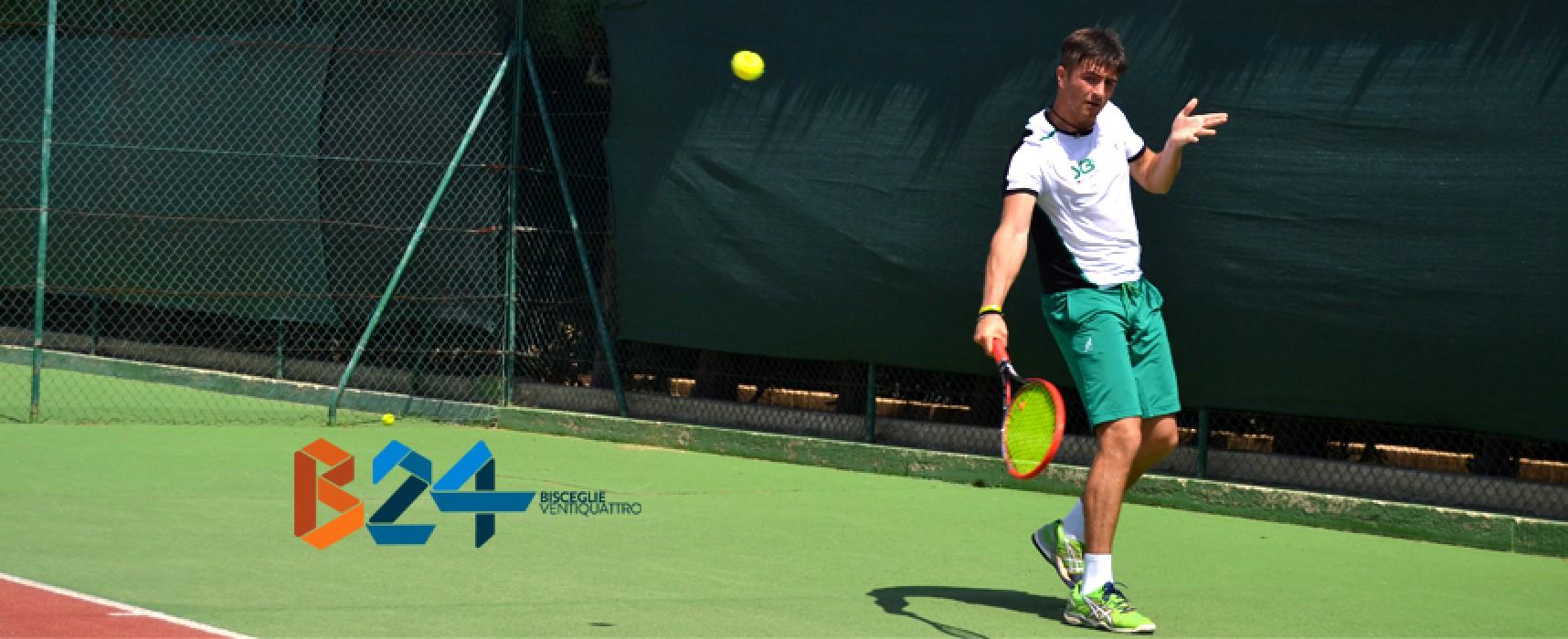 Lo Sporting Tennis Club Bisceglie batte il Milago Tennis Center e conquista la salvezza!