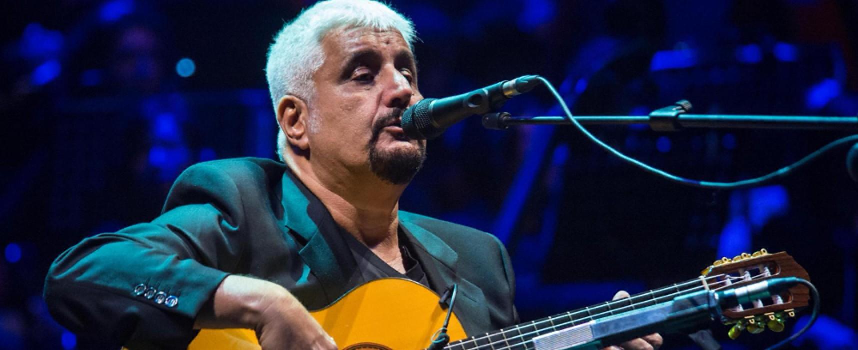 Rivive stasera la musica dell'indimenticabile Pino Daniele