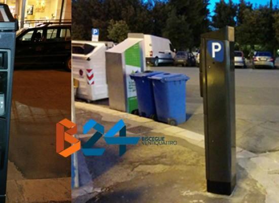 Iniziata l'installazione dei 43 parcometri, saranno attivi in 10 giorni: tutte le novità