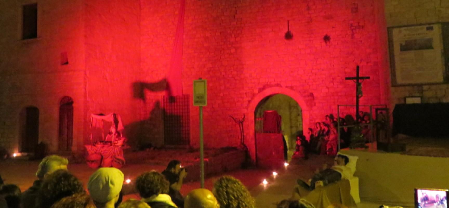 Corteo storico e spettacolo teatrale dedicati a Santa Rita da Cascia / FOTO