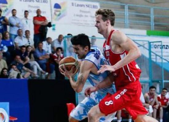 Ambrosia Bisceglie sconfitta da Palermo, finisce cosi il sogno playoff del basket biscegliese