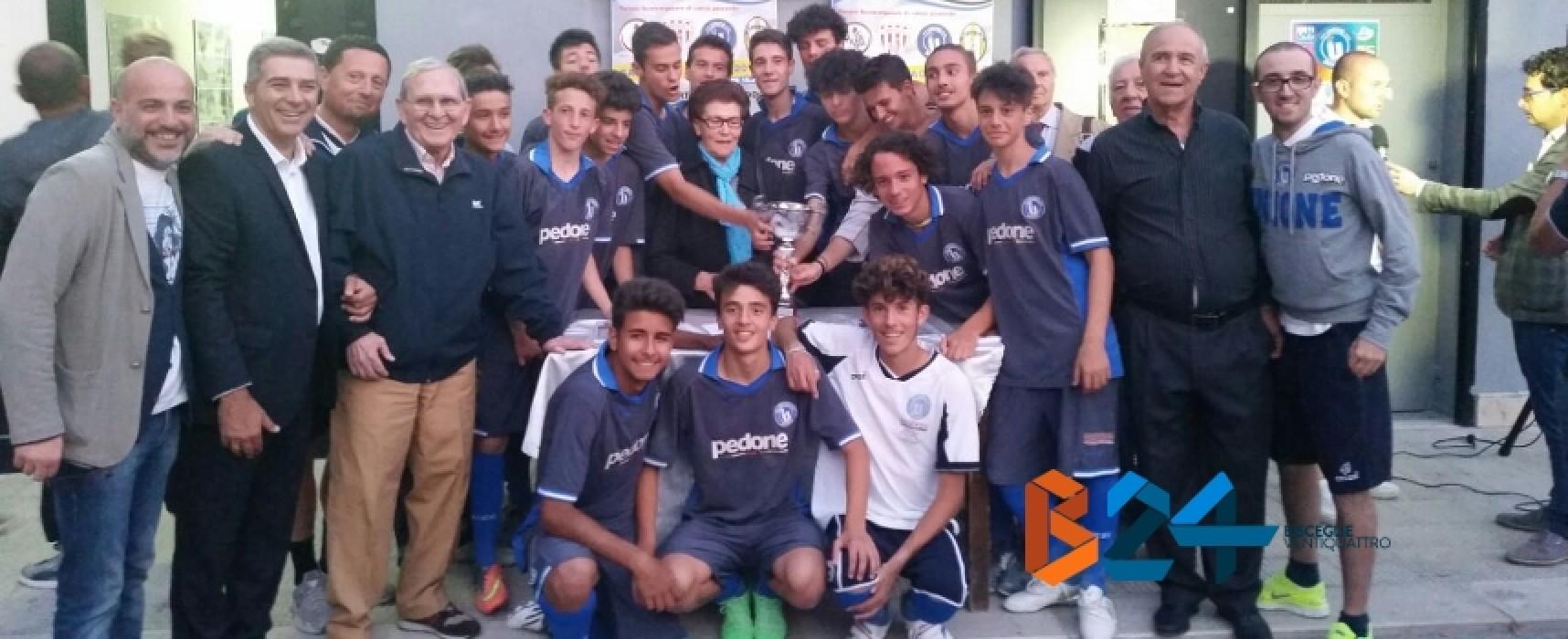L'Unione Calcio trionfa nel 3° memorial Adriano Biscaro/FOTO