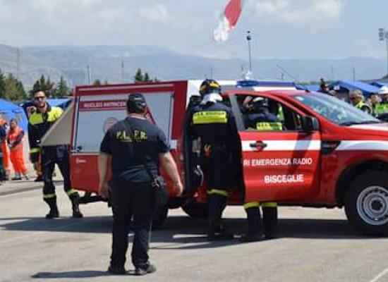 Tre giornate di esercitazioni per gli Operatori emergenza radio di Bisceglie