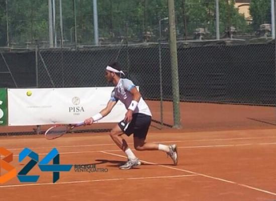 Tennis, oggi esordio di Pellegrino alle pre-qualificazioni degli Internazionali di Roma
