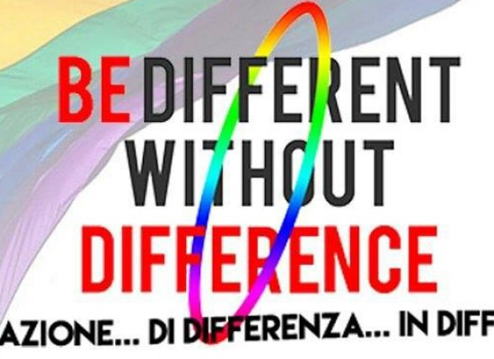 "Arcigay Bat presenta ""Be different without difference"", il sottile limite tra differenza e indifferenza"