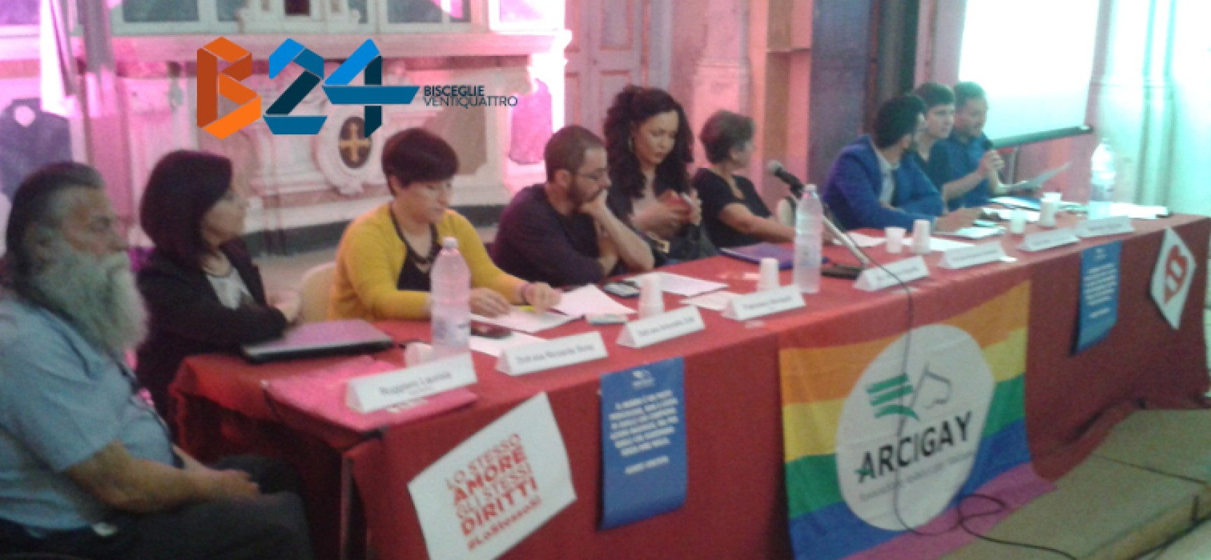 """Arcigay Bat, """"Be different without difference"""": educare alle differenze per cancellare l'omofobia"""
