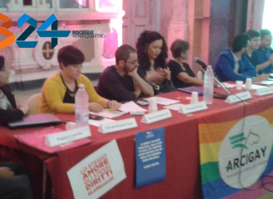 "Arcigay Bat, ""Be different without difference"": educare alle differenze per cancellare l'omofobia"