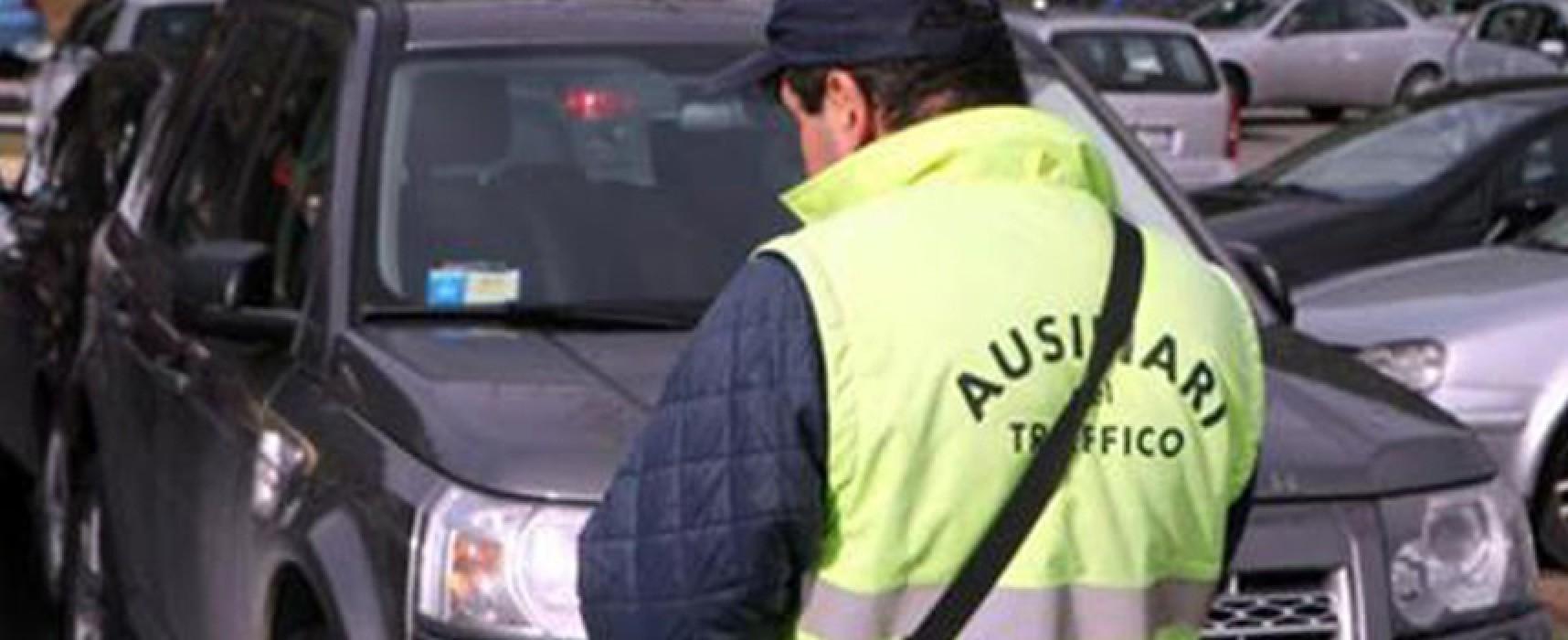 Ecco i nomi dei 20 ausiliari del traffico che da oggi opereranno a Bisceglie