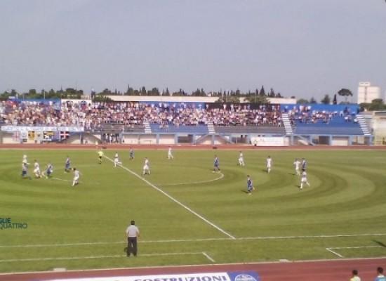Playoff: vittoria ai supplementari per il Bisceglie, battuto il Brindisi 3-2