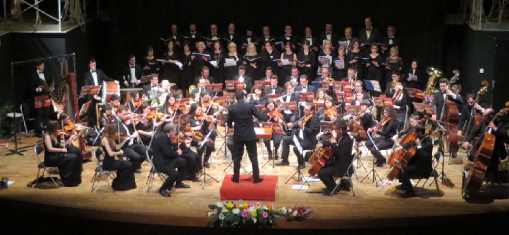 Concerto di Primavera, soddisfatti e partecipi gli spettatori del Teatro Garibaldi / FOTO