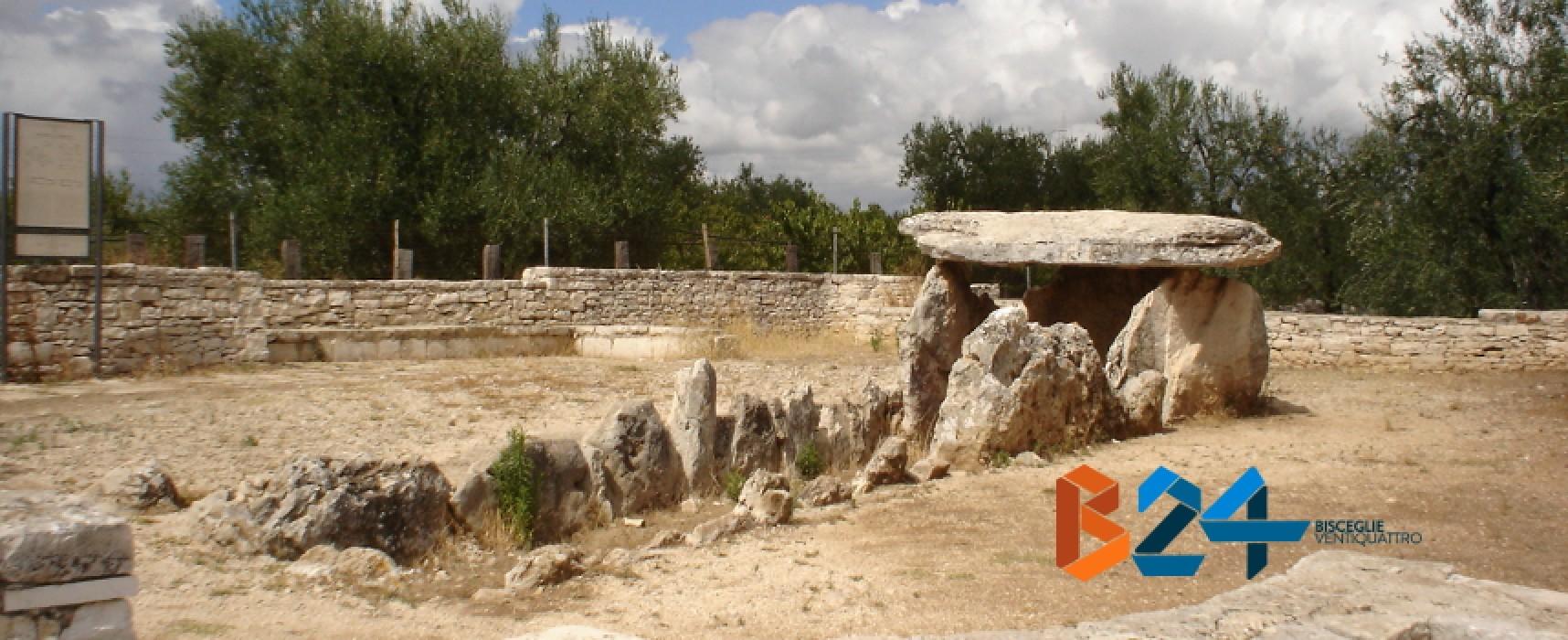 """Comune firma protocollo di intesa con Unesco e Rotary Club per valorizzazione Dolmen """"La Chianca"""""""